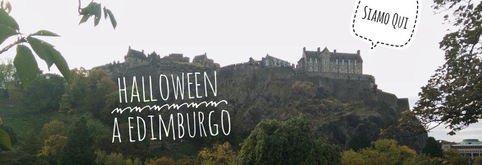 Halloween a Edimburgo