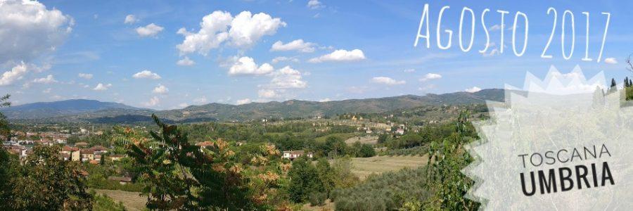 Viaggio in Toscana e Umbria